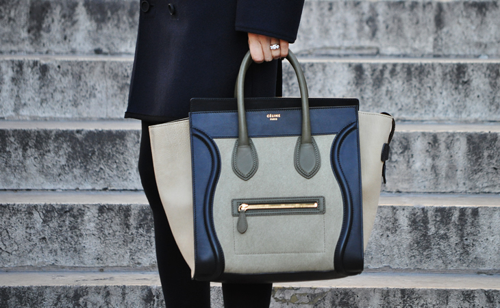 where to buy authentic celine bags online - Spotted: CLN's Celine-like Luggage Tote