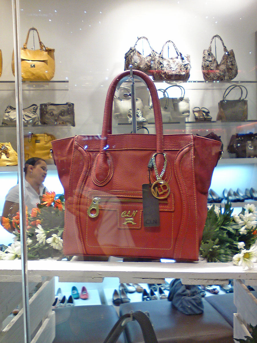 celine purse in department stores
