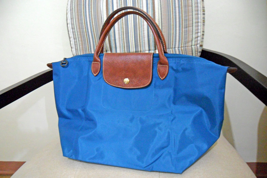 8e7d49584b0b It took me a while to buy a Longchamp bag because of the many fake versions  being sold out