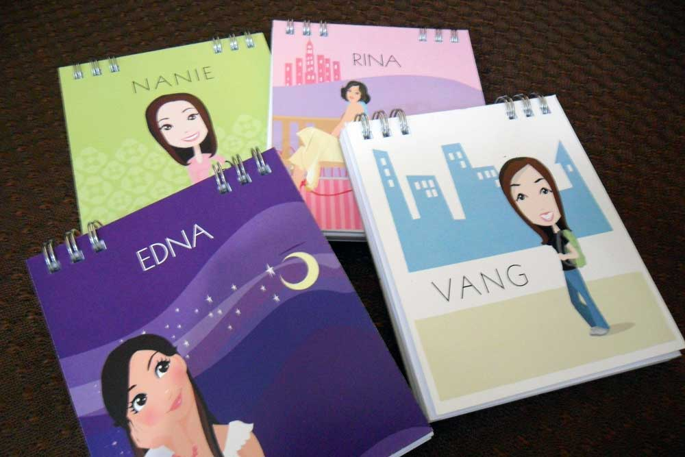 Our Personalized Notebooks Are Here The Bright Spot