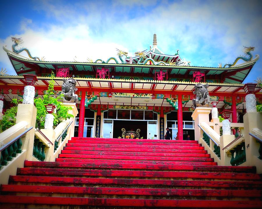 Cebu S Taoist Temple The Bright Spot