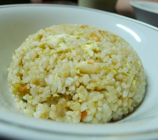 Yaki Meshi or Fried Rice (P68.00 per order)